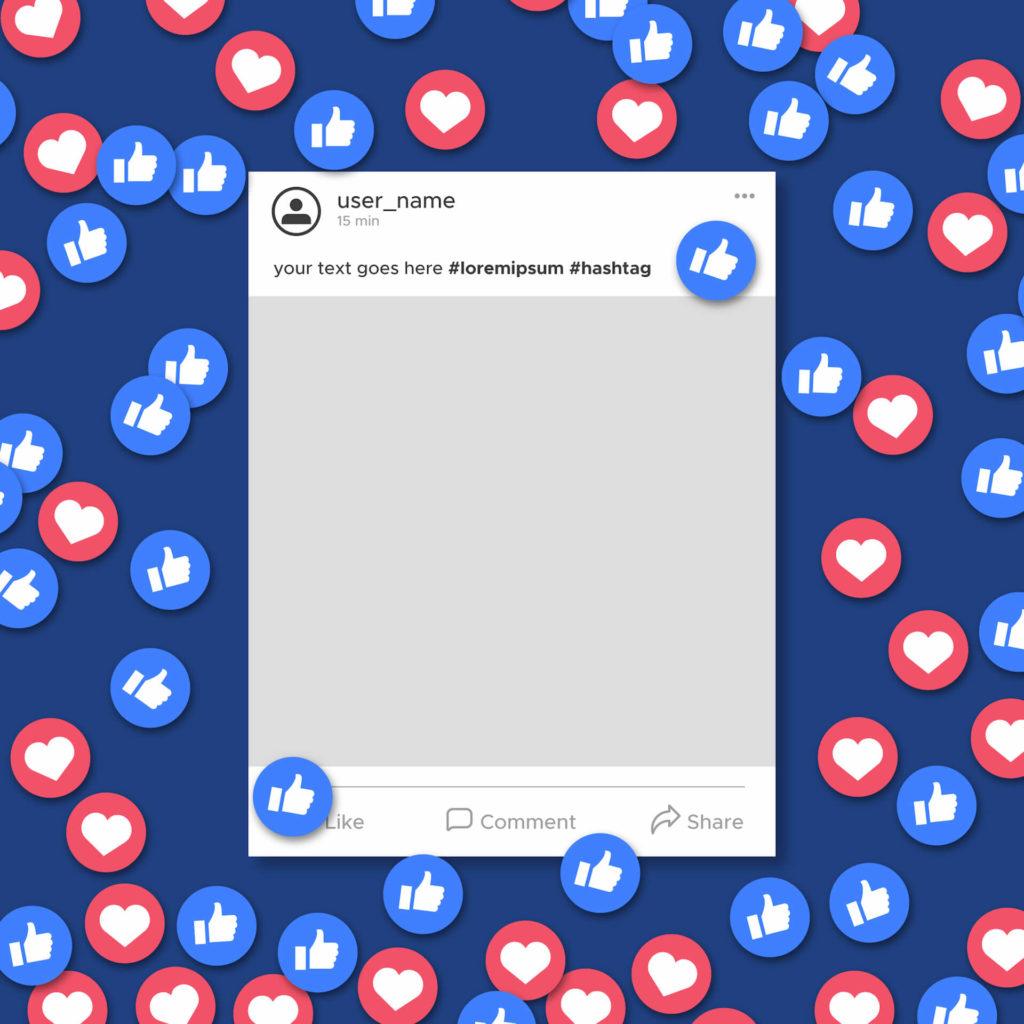 פוסט בפייסבוק